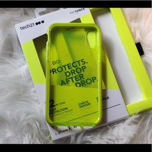 Tech21 iPhone case